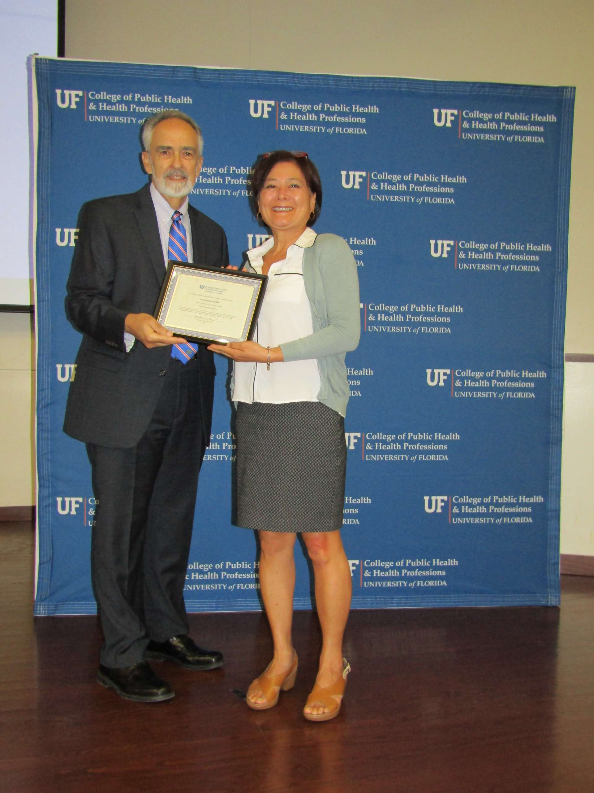 Dean's Citation Award